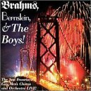 San Francisco Gay Men's Chorus Brahms Berstein & The Boys!