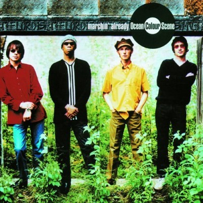 Ocean Colour Scene Marchin' Already Import Gbr