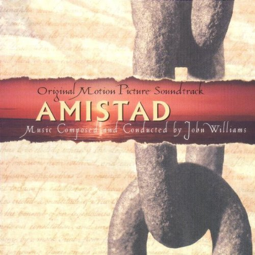 Amistad Soundtrack Music By John Williams