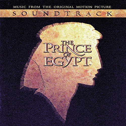Prince Of Egypt Soundtrack Carey Houston Boyz Ii Men K Ci & Jojo Grant Haza
