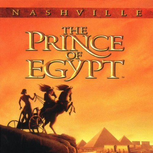 Prince Of Egypt Soundtrack Nashville Alabama Andrews Black Chapman Daniels Gill Hill Keith Krauss