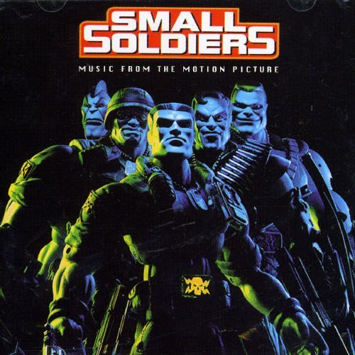Small Soldiers Soundtrack Bone Thugs N Harmony Benatar Queen Latifah Prentenders Cult