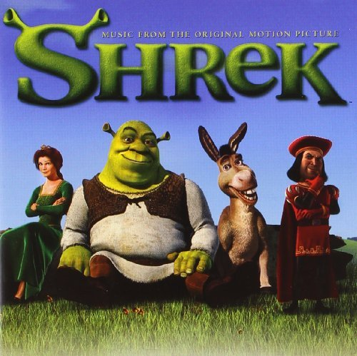 Various Artists Shrek Self Smash Mouth Carter Eels Glover Murphy Baha Men Wade