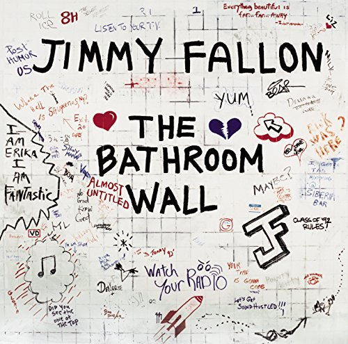 Fallon Jimmy Bathroom Wall