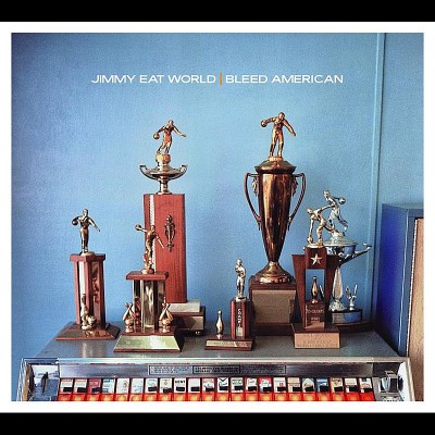 Jimmy Eat World Bleed American Import Gbr