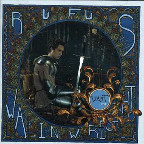 Rufus Wainwright Want One Import Gbr Incl. Bonus Track