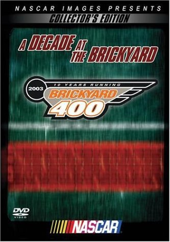 Nascar Decade At The Brickyard Clr Nr
