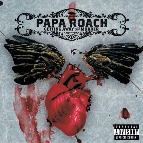 Papa Roach Getting Away With Murder Explicit Version Enhanced CD