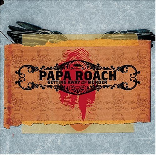 Papa Roach Getting Away With Murder Clean Version Enhanced CD