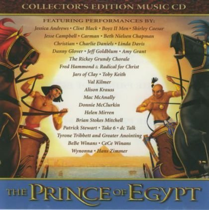 Prince Of Egypt Soundtrack Collector's Edition
