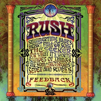 Rush Feedback 1 Lp 200g + Hd Download Card