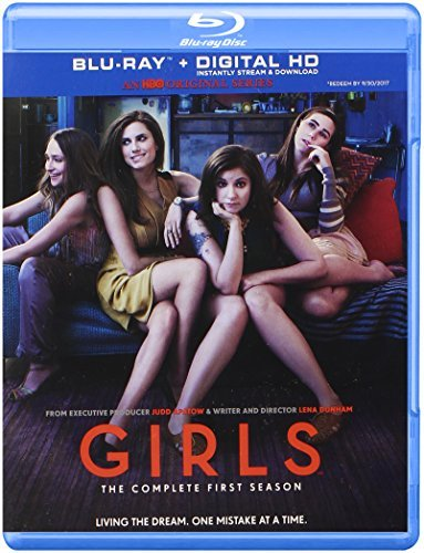 Girls Season 1 Blu Ray