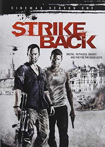 Strike Back Cinemax Season 1 Strike Back Cinemax Season 1