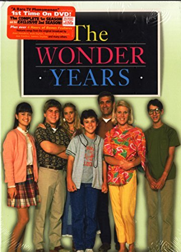The Wonder Years Seasons 1 + 2