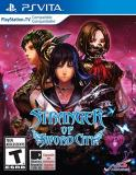 Playstation Vita Stranger Of Sword City
