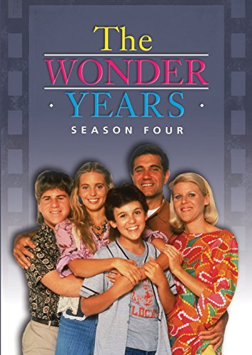 Wonder Years Season 4 DVD