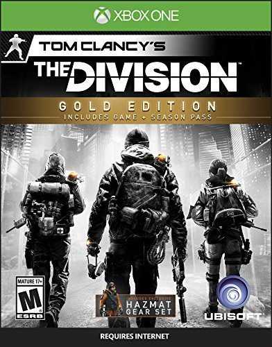 Xbox One Tom Clancy's The Division Gold Edition