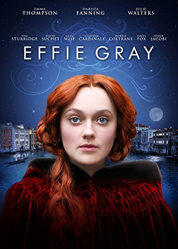Effie Gray Fanning Thompson DVD Pg13