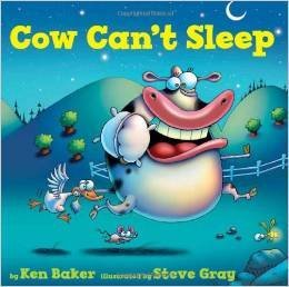 Ken Baker Cow Can't Sleep