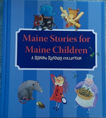 Jane Yolen Maine Stories For Maine Children