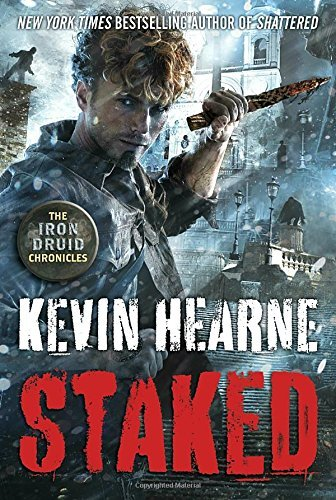Kevin Hearne Staked