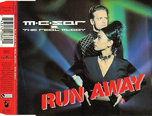 M.C. Sar & The Real Mccoy Run Away (remixes 1994)