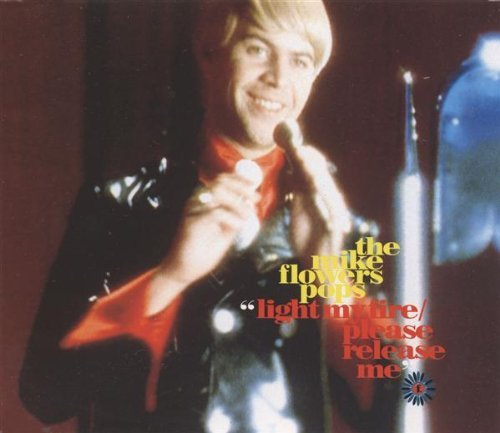 Mike Flowers Pops Orchestra Light My Fire CD Uk London 1996