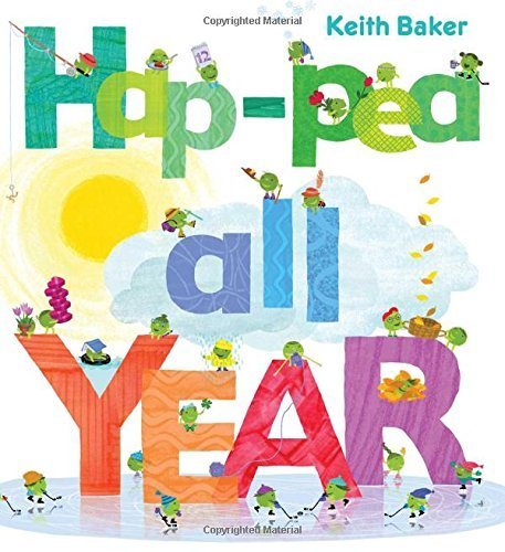 Keith Baker Hap Pea All Year