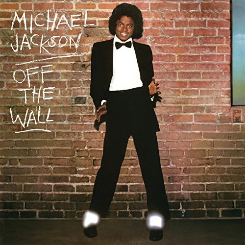 Michael Jackson Off The Wall CD Blu Ray