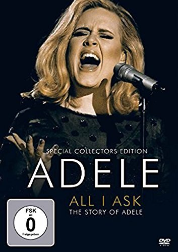 Adele All I Ask DVD