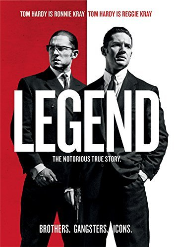 Legend (2015) Hardy Browning DVD Dc R