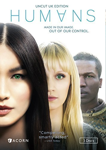 Humans Season 1 DVD