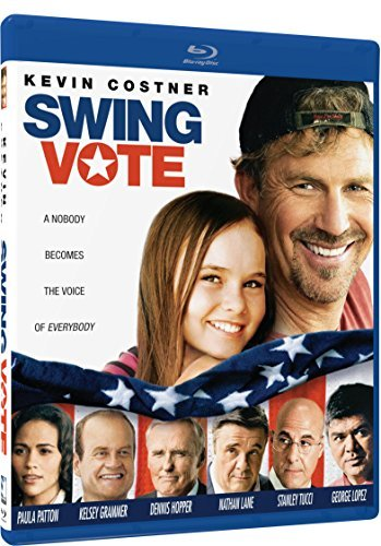 Swing Vote Costner Grammer Hopper Lane Blu Ray Pg13