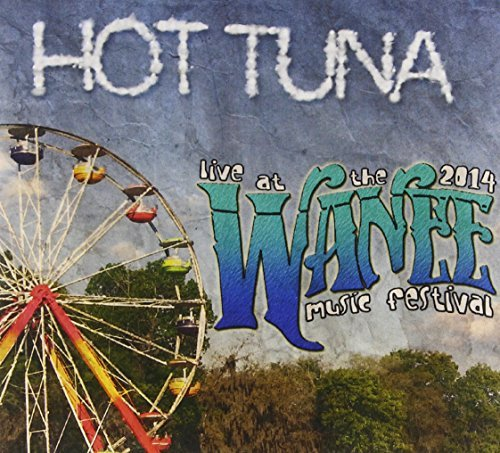 Hot Tuna Live At Wanee 2014