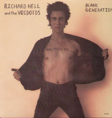 Richard & Voidoids Hell Blank Generation 180gm Vinyl