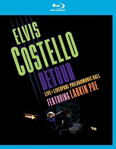Elvis Costello Detour Live At Liverpool Philh