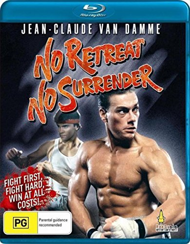 No Retreat No Surrender No Retreat No Surrender (blu R Import Aus Blu Ray