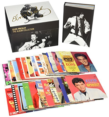 Elvis Presley Elvis Presley The Album Collection (60 CD Deluxe Box Set)