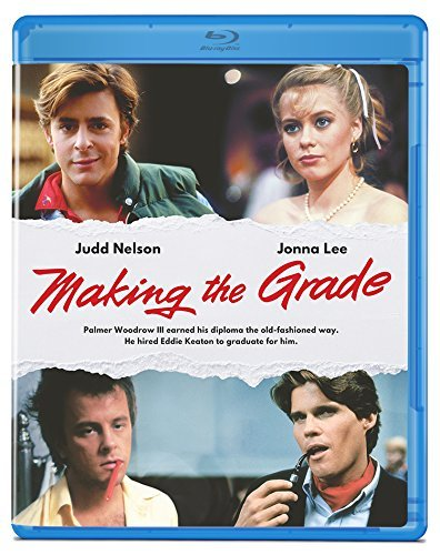 Making The Grade Nelson Lee Jump Blu Ray R