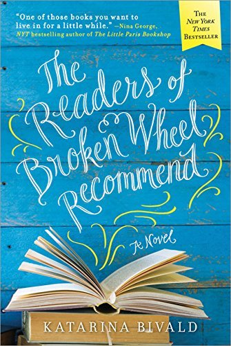 Katarina Bivald The Readers Of Broken Wheel Recommend