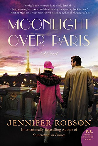 Jennifer Robson Moonlight Over Paris