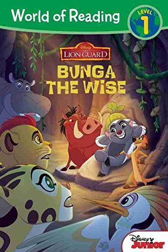 Steve Behling The Lion Guard Bunga The Wise