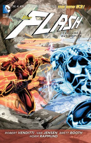 Robert Venditti Flash Vol. 6 Out Of Time
