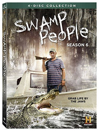 Swamp People Season 6 DVD