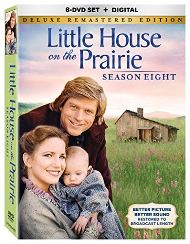 Little House On The Prairie Season 8 DVD