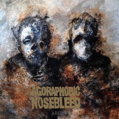 Agoraphobic Nosebleed Arc (black Vinyl)