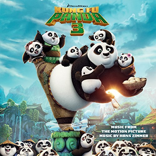 Kung Fu Panda 3 Soundtrack Music By Hans Zimmer