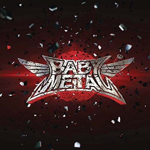 Babymetal Babymetal (translucent Red Vinyl) 2lp Gatefold Cover