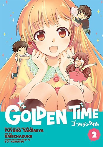 Yuyuko Takemiya Golden Time Vol. 2
