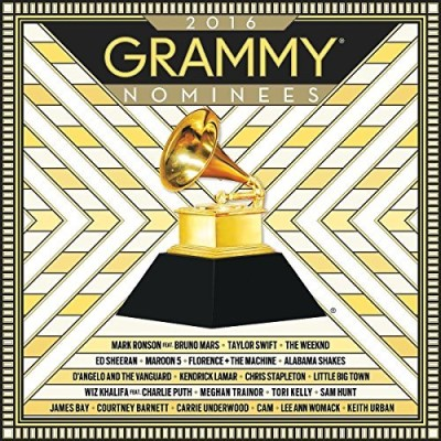 Grammy Nominees 2016 Grammy Nominees